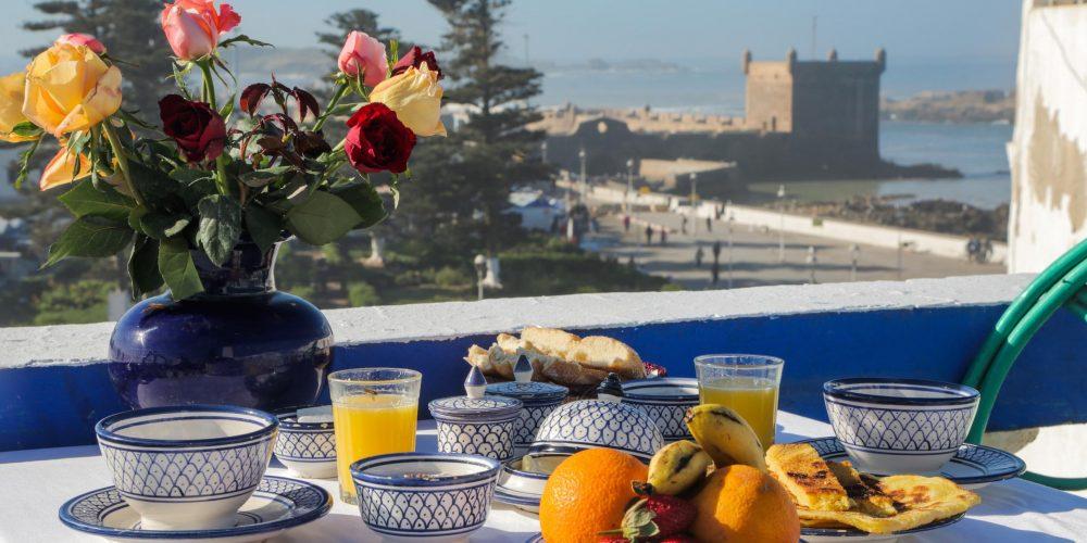 Cet hôtel à Essaouira