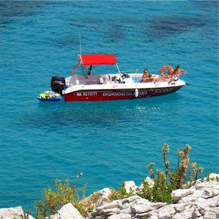 les infos sur la visite en bateau